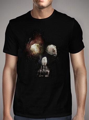 Мужская футболка Cave Skull
