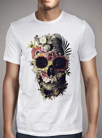 Мужская футболка Garden Skull