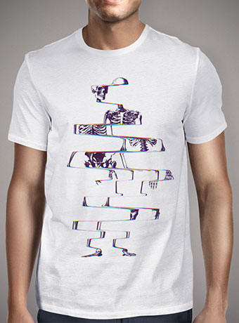Мужская футболка Skeleton
