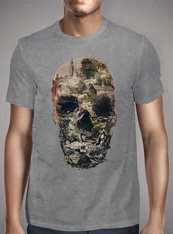 Мужская футболка Skull Town