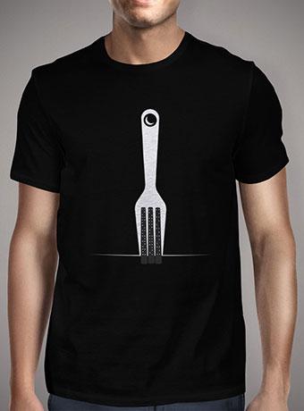 Мужская футболка Fork City