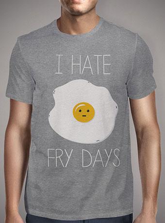 Мужская футболка I Hate Fridays