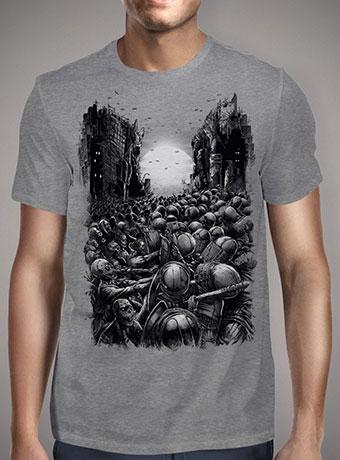 Мужская футболка Chaos Infected