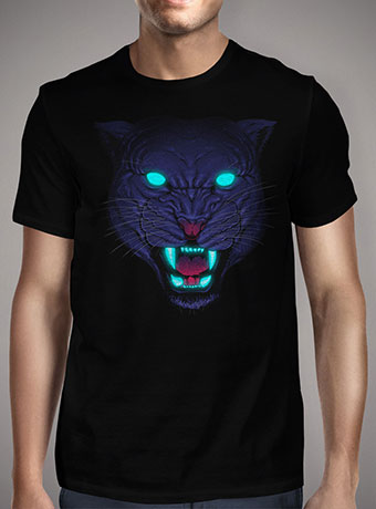 Мужская футболка Electric Panther