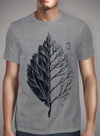 Мужская футболка Leaf of Life