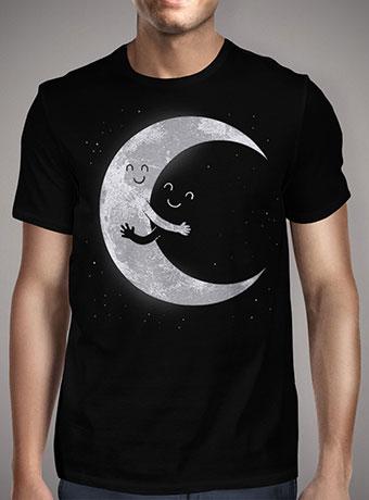 Мужская футболка Moon Hug