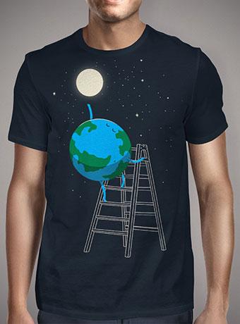 Мужская футболка Reach the Moon