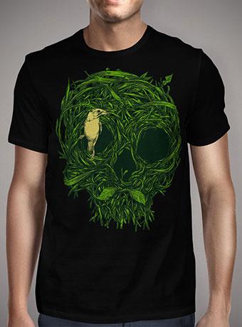 Мужская футболка Skull Nest