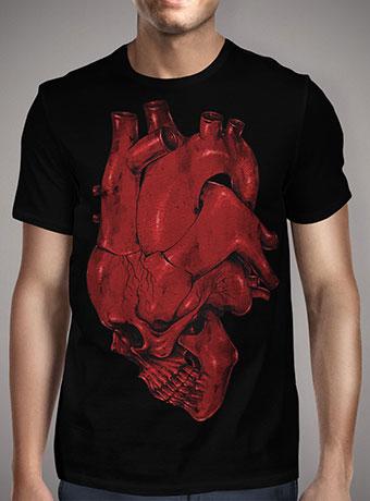 Мужская футболка Skull of Heart