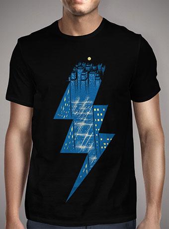 Мужская футболка Thunder City