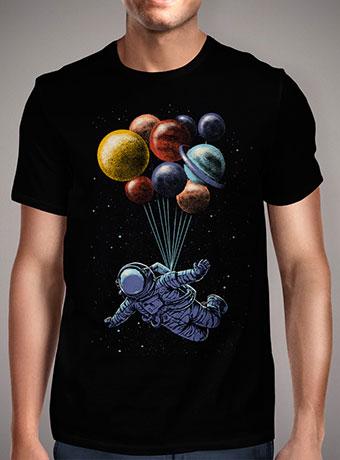 Мужская футболка Space Travel