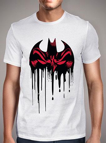 Мужская футболка Batman Reflection