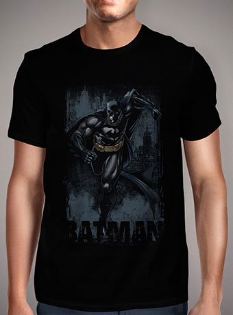 Мужская футболка Batman to the Rescue