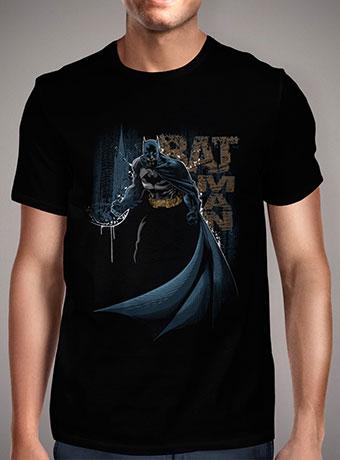 Мужская футболка Caped Crusader Batman