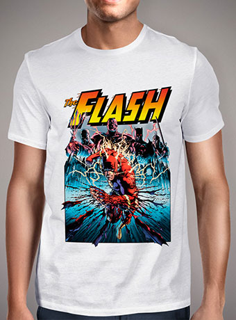 Мужская футболка Flash Shreds