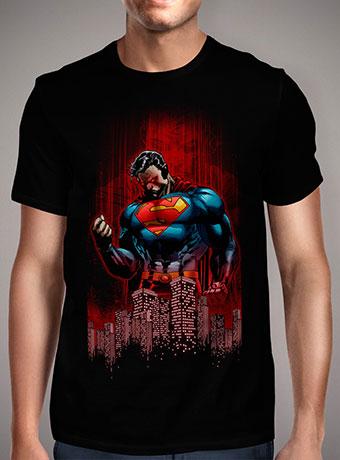 Мужская футболка Return of Krypton