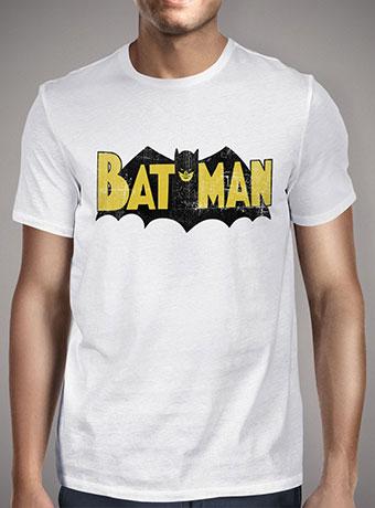 Мужская футболка Vintage Batman Logo