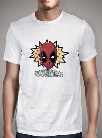 Мужская футболка Deadpool Chimichangas
