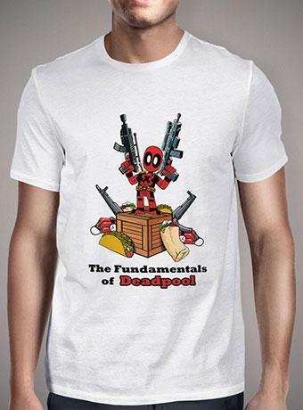 Мужская футболка Deadpool Fundamentals