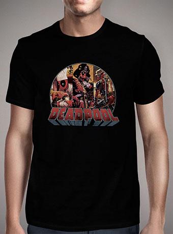 Мужская футболка Deadpool in Disguise