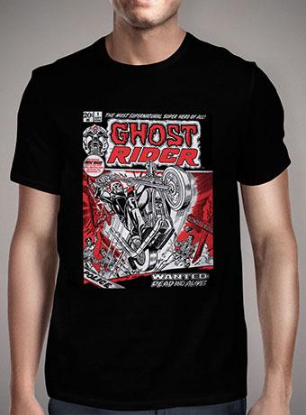 Мужская футболка Ghost Rider Comic