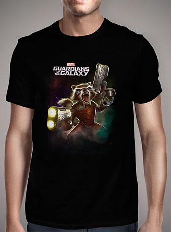 Мужская футболка Rocket Raccoon