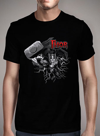 Мужская футболка Son of Odin