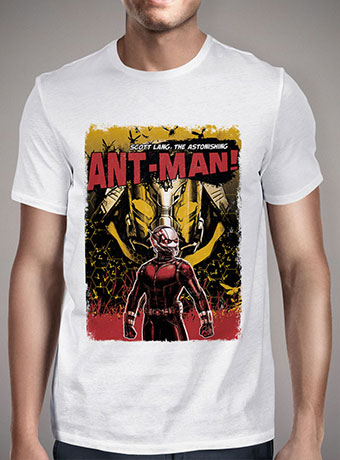 Мужская футболка The Astonishing Ant-Man