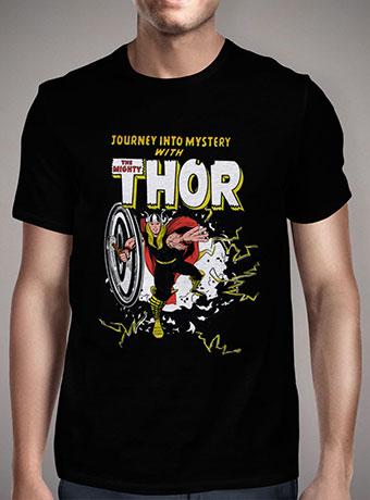 Мужская футболка Thors Journey