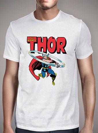 Мужская футболка Whirling Hammer