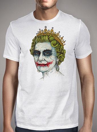 Мужская футболка God Save the Villain!