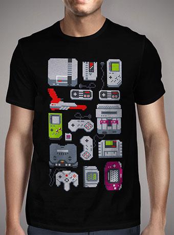 Мужская футболка A Pixel of My Childhood