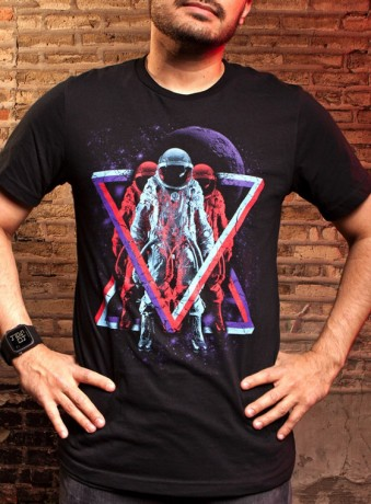 Мужская футболка Astronomical