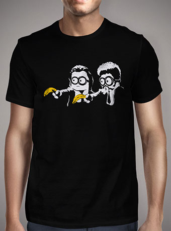 Мужская футболка Banana Fiction