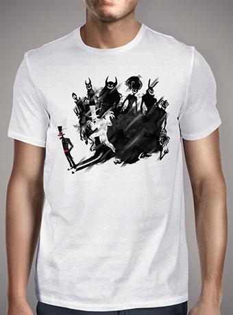 Мужская футболка Casting Shadows