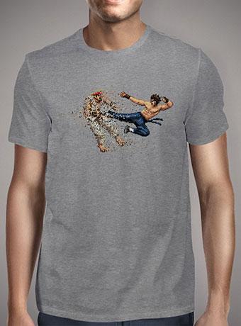 Мужская футболка Dead Pixels