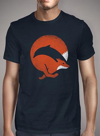 Мужская футболка Dolphox