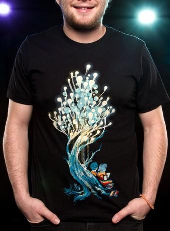 Мужская футболка ElectriciTree