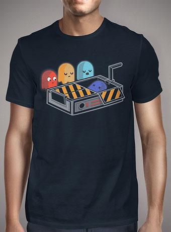 Мужская футболка Ghost Busted