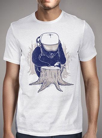 Мужская футболка Hey DJ