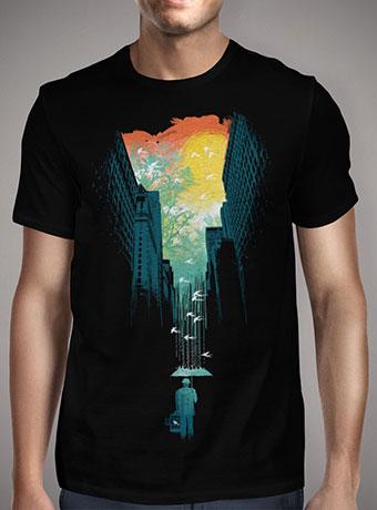 Мужская футболка I Want My Blue Sky