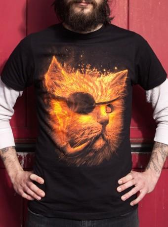 Мужская футболка Irie Eye