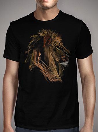 Мужская футболка Lion Fumes