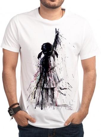 Мужская футболка Oil