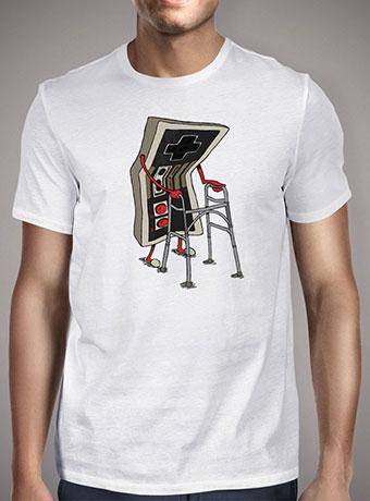 Мужская футболка Old Gamer