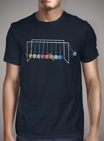 Мужская футболка Planet System