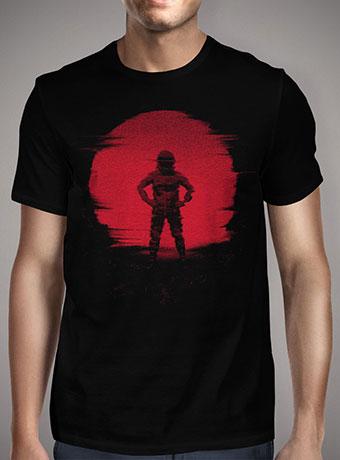 Мужская футболка Red Planet