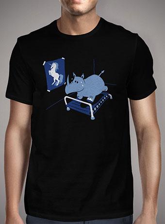 Мужская футболка Runnin' Rhino