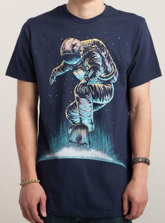 Мужская футболка Space Grind