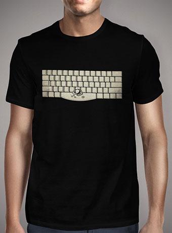Мужская футболка Spacebar